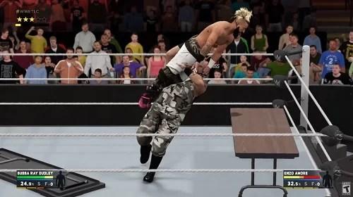 WWE 2K17 Mac OS