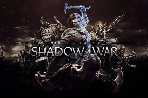 Middle Earth Shadow of War Mac OS