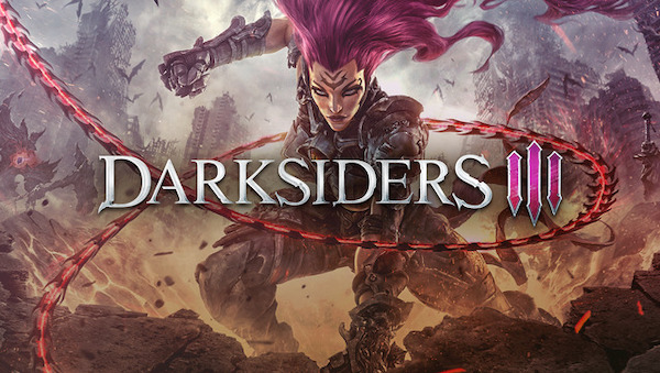 Darksiders 3 Mac OS