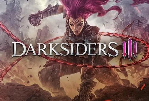 Darksiders 3 Mac OS