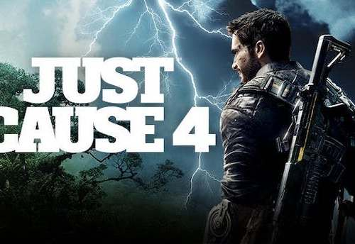 Just Cause 4 Mac OS
