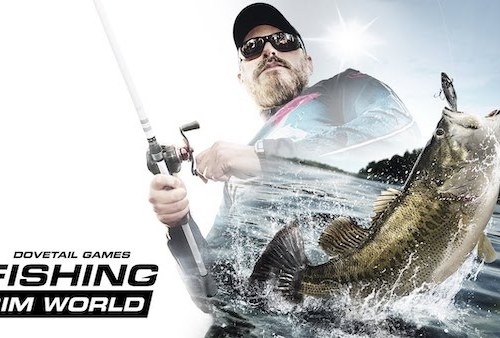 Fishing Sim World Mac OS
