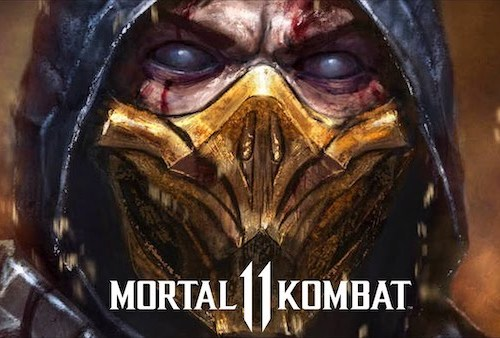 Mortal Kombat 11 Mac OS
