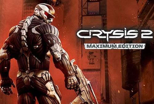 Crysis 2 Mac OS