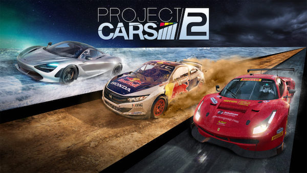 Project Cars 2 Mac OS