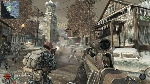 Call of Duty Black Ops 2 Mac OS