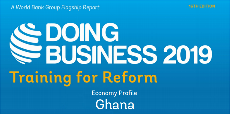 Doing Business Report Ghana