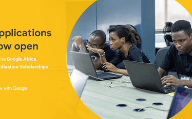 Apply Now: 30,000 Scholarships for Aspiring African Developers from Google…