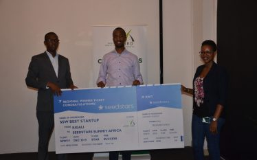 Rwandan Software Development Startup, Exuus Wins Seedstars Kigali