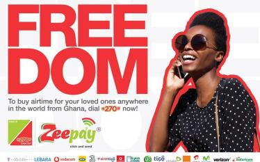 Ghana's Zeepay plans mobile-money expansion to South Africa, Rwanda
