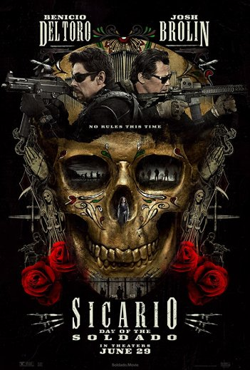 Sicario - Day of the Soldado (2018)