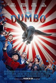 Dumbo Official Poster 2019