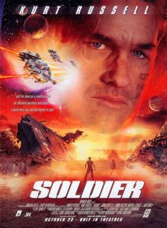 Soldier (1998) - POSTER