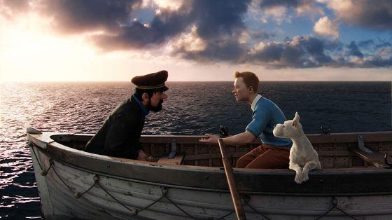 Tintin (2011) - SONY