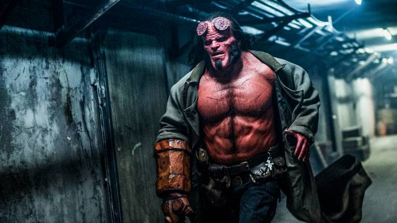Hellboy (2019) - Official Trailer