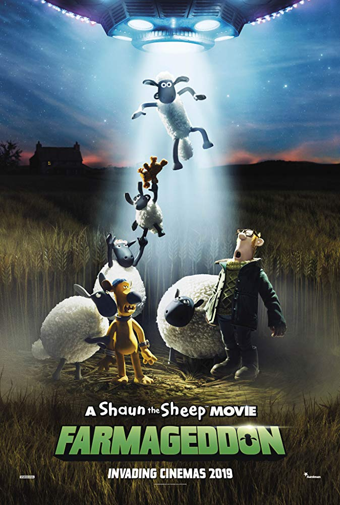 Shaun the Sheep Movie: Farmageddon (2019) – Teaser Trailer