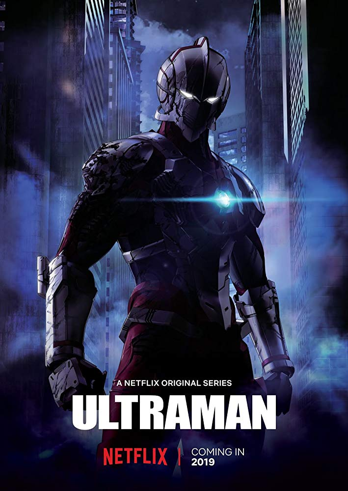 Ultraman (2019-) - Official Trailer