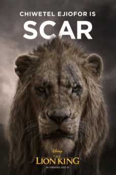 Lion King (2019) - Scar