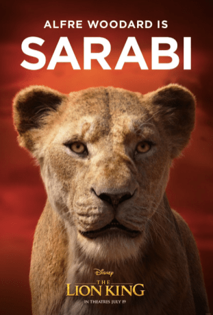 Lion King (2019) - Sarabi