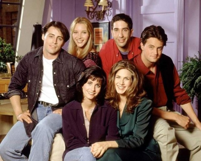 """""""Friends"""" In Development On HBO Max As A Reunion Special"""