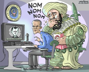 Obama-toon