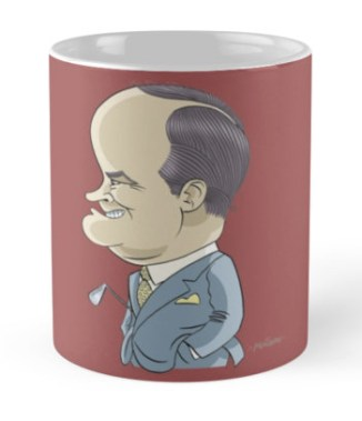 Bob Hope Coffee cup