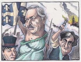 Parizeau leading the People | by Graeme MacKay