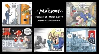 Feb. 28 to Mar. 6, 2019
