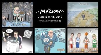 June 5 - June 11, 2019