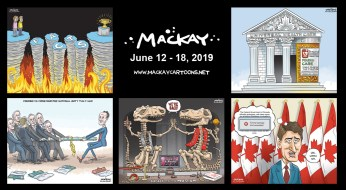 June 12 -18, 2019