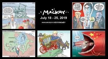 July 18 - 25, 2019