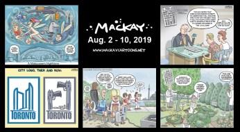 Aug 2 - 10, 2019