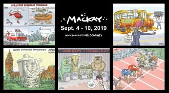 Sept. 4 - 10, 2019