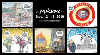 Nov. 12 - 16, 2019
