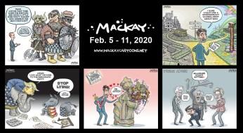 Feb 5 - 11, 2020