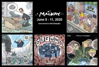 June 5 - 11, 2020