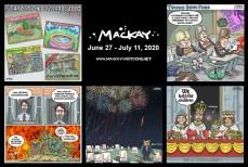 June 27 - July 11, 2020