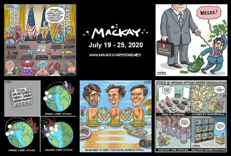 July 19 - 25, 2020