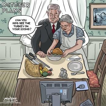 Pandemic Thanksgiving