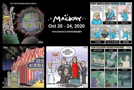 Oct. 20 - 24, 2020