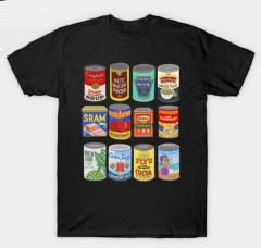 Iconic Cans T-Shirt