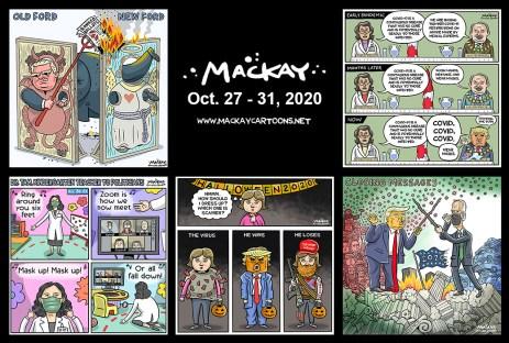Oct. 27 - 31, 2020