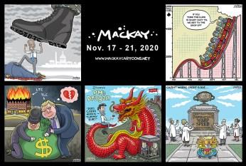 Nov. 17 - 21, 2020