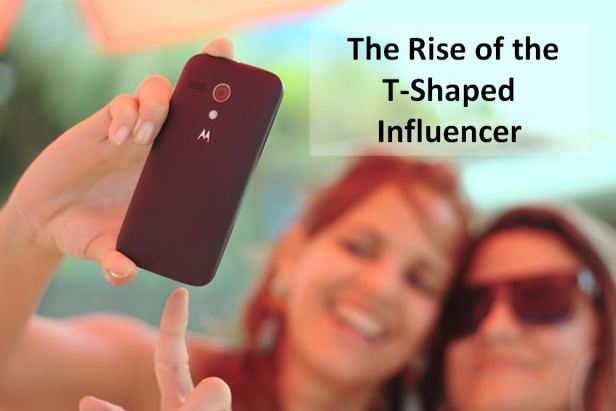 T-Shaped Influencer