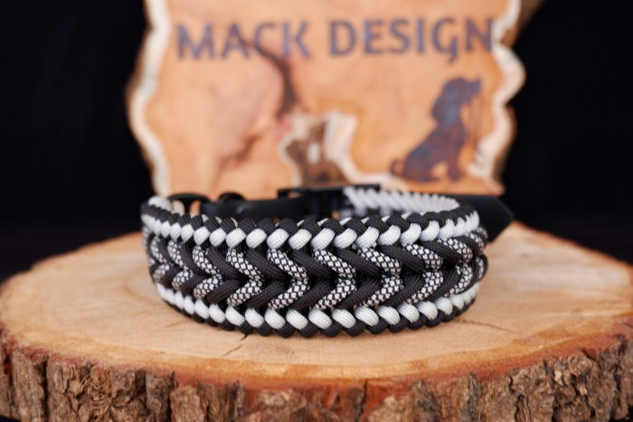 Paracord halsband