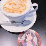 田口愛佳,田屋美咲,AKB48カフェ,コースター,推しごと