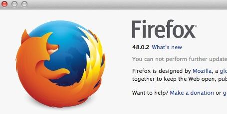 FireFox48 英語版からテスト送信 Twitter wordpress