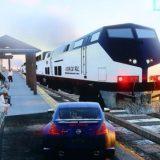 ザ・クルー どこかにワープするには電車または飛行機を使う