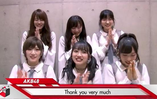 AKB48 マレーシア ライブ告知 AKB48 @Japan Expo Malaysia 2019