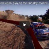 WRC8 攻略 買って2日目のプレイ シーズンモード